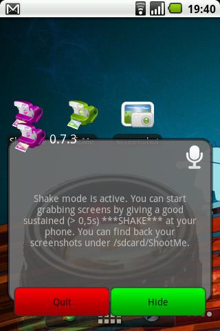 ShootMe - instrukcja obsługi