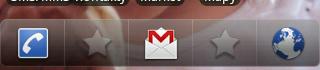 Ikona Gmaila na pasku